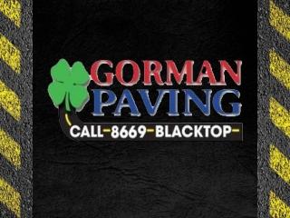 Gorman Paving