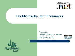 The Microsoft   Framework