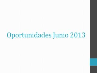 jafra oportunidades junio 2013