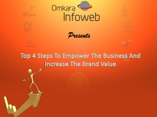 Top 4 Steps To Increase The Online Business