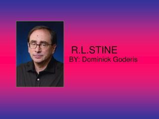 R.L.STINE