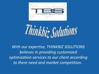 Thinkbiz Solutions