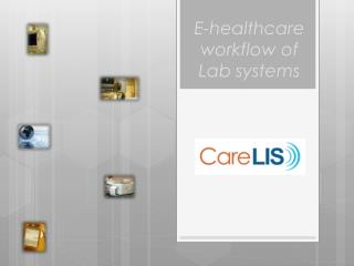 laboratory information systems lis software