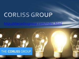 CORLISS GROUP Barcelona / Hong Kong
