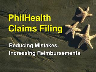 PhilHealth Claims Filing