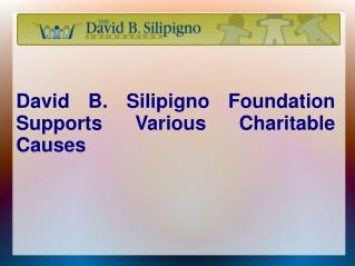 David B. Silipigno