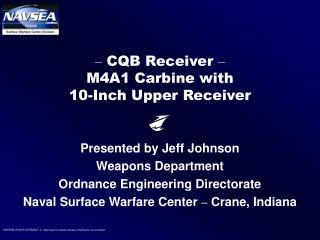 CQB Receiver