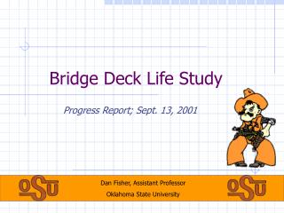 Bridge Deck Life Study