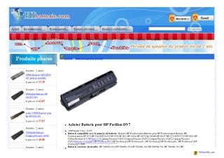 Batterie/Adaptateur hibatterie.com-hp