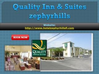 Quality Inn & Suites zephyrhills