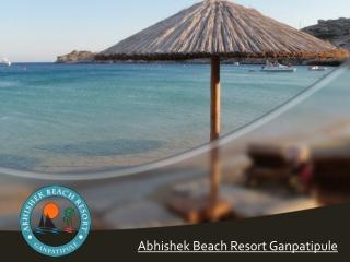 Abhishek Beach Resort Presentation
