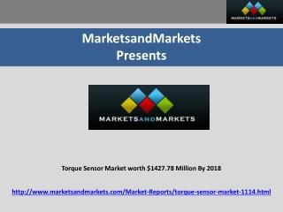 Torque Sensor Market