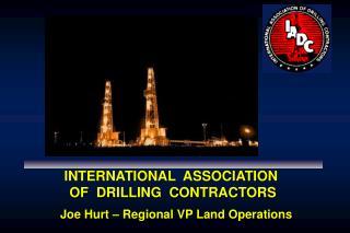 IADC General Presentation