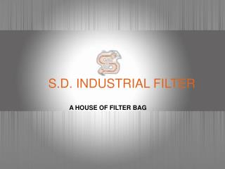 fibre glass filter bag