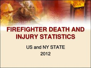 FIREFIGHTER FATALITY STATS