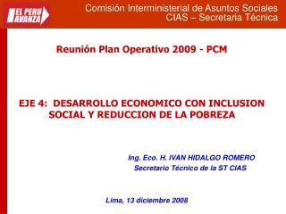 Presupuesto P blico 2008 y 2009 Programas Estrat gicos del Presupuesto por Resultados en millones de nuevos soles