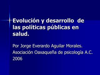 Evoluci