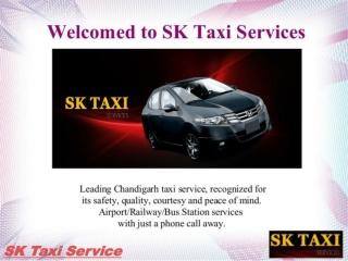 SK Taxi Services