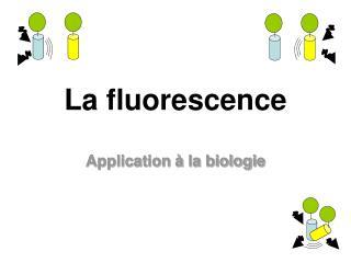 La fluorescence