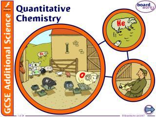 10. Quantitative Chemistry