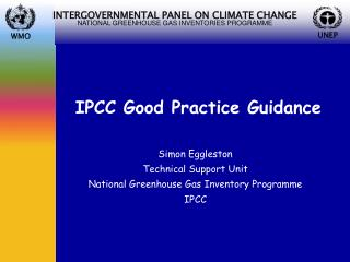 IPCC Good Practice Guidance