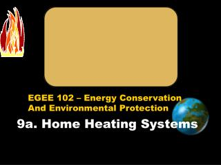 9a. Home Heating Systems