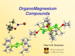 OrganoMagnesium Compounds