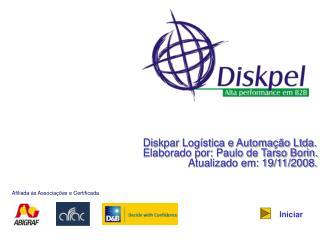 Diskpar Log stica e Automa  o Ltda.