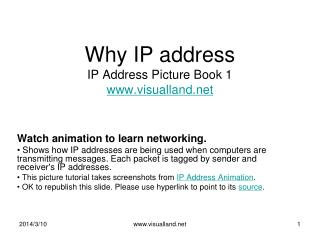 why ip address