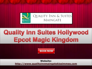 quality inn suites hollywood epcot magic kingdom