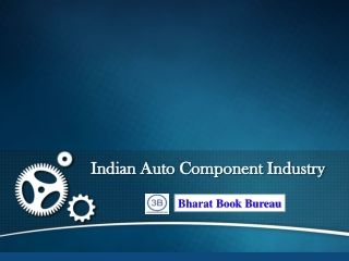 Indian Auto Component Industry