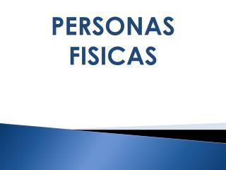 SUJETOS DEL I.S.R.