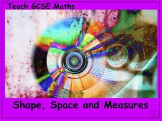 Teach GCSE Maths
