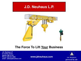 J.D. Neuhaus L.P.