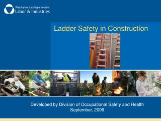 Ladder Safety in Construction