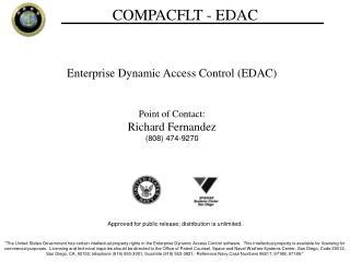 COMPACFLT - EDAC