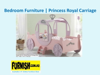 Bedroom Furniture | Princess Royal Carriage