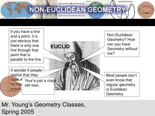 Non-Euclidean Geometry - plaza.ufl plaza.ufl