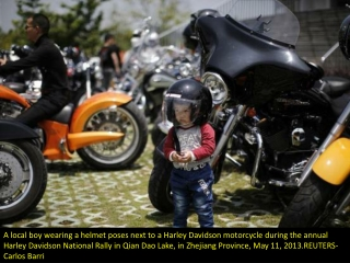 China's easy riders