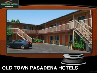 Famous Attraction of Pasadena