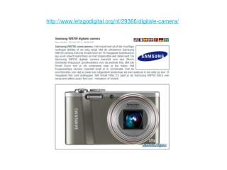 samsung wb700 digitale camera