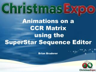 The CCR Matrix