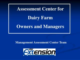 Dairy Farm Owner