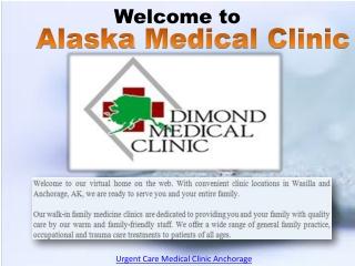 Alaska Medical Center