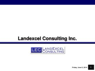 Landexcel Consulting Inc.Account Suspended    This Account Has Been Suspended