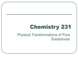 The Criteria for Phase Stability