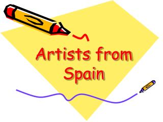 Artists from Spain