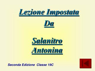 Salanitro Antonina