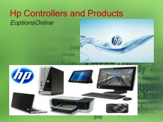 Hp Controllers and Products