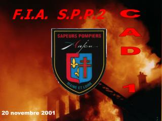 Organisation des services d incendie et de secours